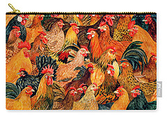 Fine Fowl Carry-all Pouch by Ditz