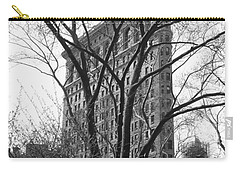 Flat Iron Tree Carry-all Pouch