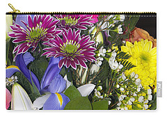 Floral Bouquet 2 Carry-all Pouch