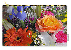 Floral Bouquet 5 Carry-all Pouch