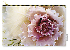 Flower Carry-all Pouch by Les Cunliffe