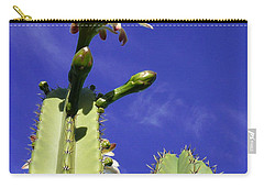 Flowering Cactus 2 Carry-all Pouch