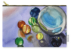 Found My Marbles Carry-all Pouch