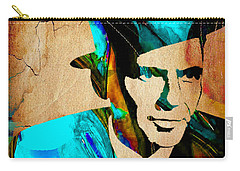 Frank Sinatra Paintings Carry-all Pouch