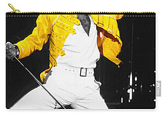 Freddie Mercury Live In Wembley1986    Carry-all Pouch