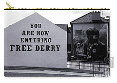 Free Derry Corner 7 Carry-all Pouch