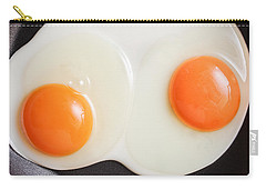 Frying Eggs Carry-all Pouch