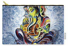 Musical Ganesha Carry-all Pouch