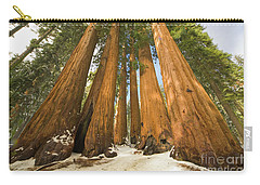 Giant Sequoias Sequoia N P Carry-all Pouch