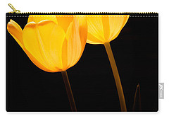 Glowing Tulips II Carry-all Pouch