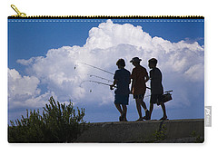 Going Fishing Carry-all Pouch