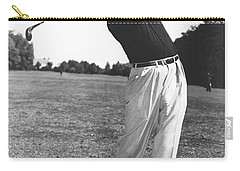 Golfer Sam Snead Carry-all Pouch