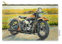 Harley Davidson 1946 Carry-all Pouch