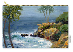 Laguna Beach Carry-all Pouches