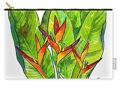 Botanical Garden Carry-all Pouches