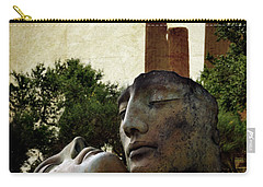 'hermanos' In The Valley Of The Temples Carry-all Pouch by RicardMN Photography