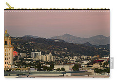 High Angle View Of A City, Beverly Carry-all Pouch by Panoramic Images