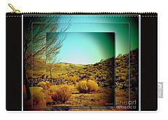 High Desert Carry-all Pouch by Bobbee Rickard
