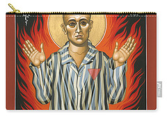 Holy Priest Anonymous One Of Sachsenhausen 013 Carry-all Pouch
