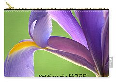 Hope Carry-all Pouch by Deb Halloran