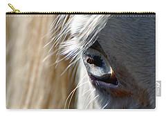 Horse Eye Carry-all Pouch by Savannah Gibbs
