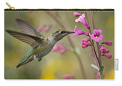 Hummingbird Heaven  Carry-all Pouch