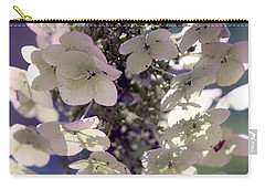 Carry-all Pouch featuring the photograph Hydrangea  by Debra Forand
