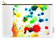 Crossroads Of The World Carry-all Pouches