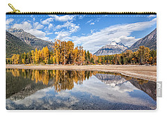 Into The Wild Carry-all Pouch by Aaron Aldrich