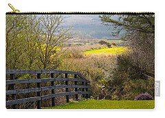 Irish Countryside In Spring Carry-all Pouch