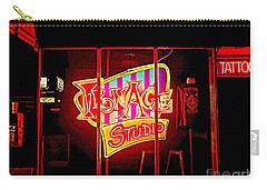 Ironage Studio Carry-all Pouch by Kelly Awad