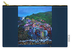 Carry-all Pouch featuring the painting Italia by Deborah Boyd