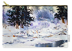 Jack Creek The Wrangells Carry-all Pouch