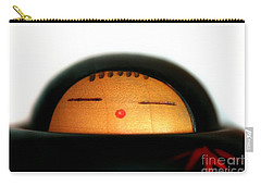 Carry-all Pouch featuring the photograph Japanese Doll by Henrik Lehnerer