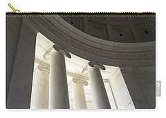 Jefferson Memorial Architecture Carry-all Pouch