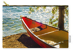 Kayak By The Water Carry-all Pouch