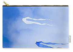 Kites On Ice Carry-all Pouch