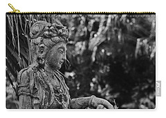 Kwan Yin Carry-all Pouch