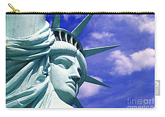 Lady Liberty Carry-all Pouch by Jon Neidert