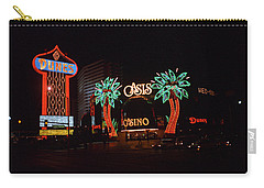 Las Vegas 1983 Carry-all Pouch