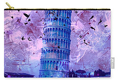 Leaning Tower Of Pisa 2 Carry-all Pouch