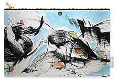 Life Is A Musical Carry-all Pouch