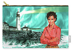 Lighthouse Beauty Carry-all Pouch