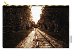Lonely Railway Carry-all Pouch