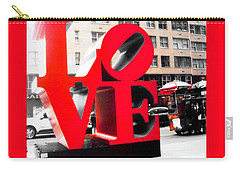 Love Carry-all Pouch by J Anthony