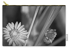 Carry-all Pouch featuring the photograph Loxahatchee Flower by Bradley R Youngberg