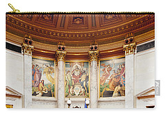 Murals In The Capitol - Madison Carry-all Pouch