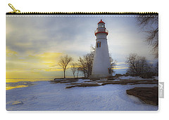 Marblehead Lighthouse Lake Erie Carry-all Pouch