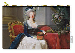 Marie Antoinette Carry-all Pouch by Elisabeth Louise Vigee-Lebrun