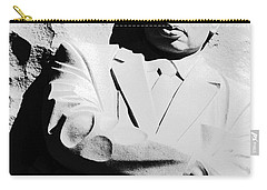 Carry-all Pouch featuring the photograph Martin Luther King Memorial by Cora Wandel